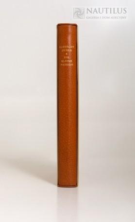 Die kleine Passion. Mit den Gedichten der Erstausgabe von 1511 von Benedictus Chelidonius Musophilus in lateinisch mit deutscher, 1971