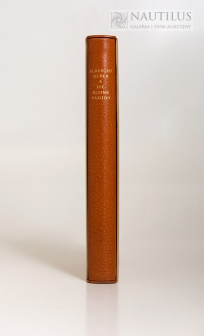 Albrecht Dürer, Schwalbe Benedikt Musophilus, Die kleine Passion. Mit den Gedichten der Erstausgabe von 1511 von Benedict...