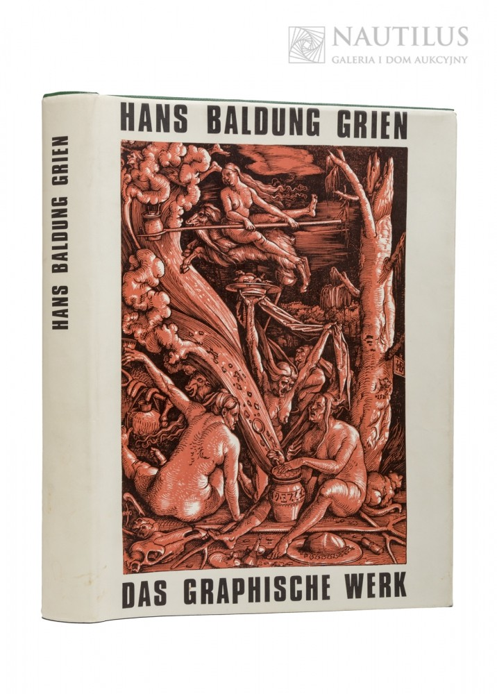Hans Baldung Grien, Das graphische werk. Vollständiger Bildkatalog der Einzelholzschnitte, Buchillustrationen und Kupferstiche
