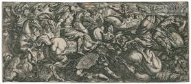 Kolekcja XVII-wiecznych sztychów, XVII w.