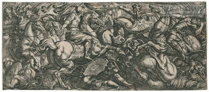 Antonio Tempesta, Kolekcja XVII-wiecznych sztychów