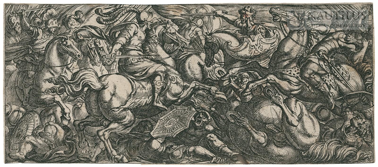 Kolekcja XVII-wiecznych sztychów