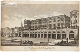 The Buildings called the Adelphi [Budynki zwane Adelphi], XVIII w.