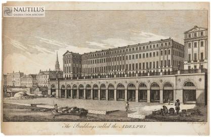 Benjamin Green, The Buildings called the Adelphi [Budynki zwane Adelphi]