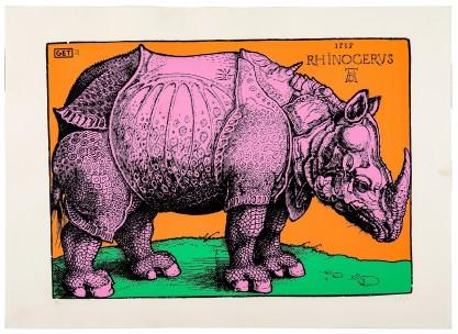 Eugeniusz Get-Stankiewicz, Nosorożec Dürera [Rhinocerus]