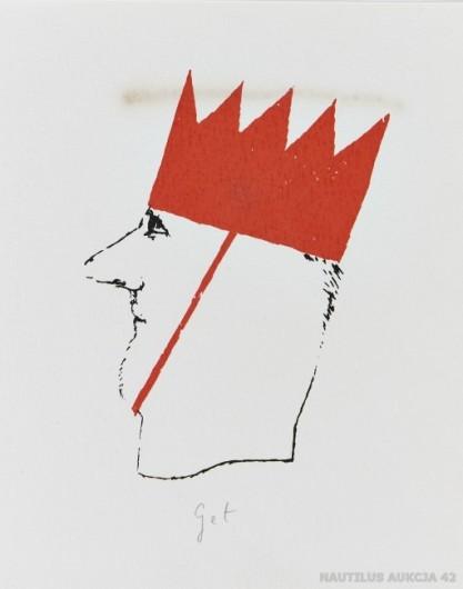 Eugeniusz Get-Stankiewicz, Cesarz w koronie