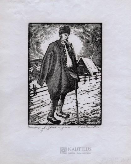 Paweł Steller, Góral w guńce