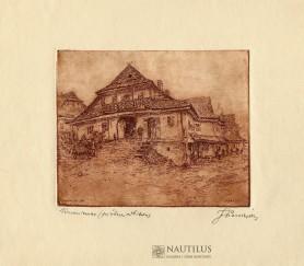 Krzemieniec. Dom zajezdny, 1926
