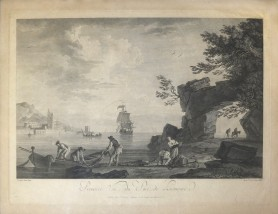 Widok portu w Livorno