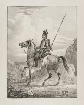 Kozak, 1830