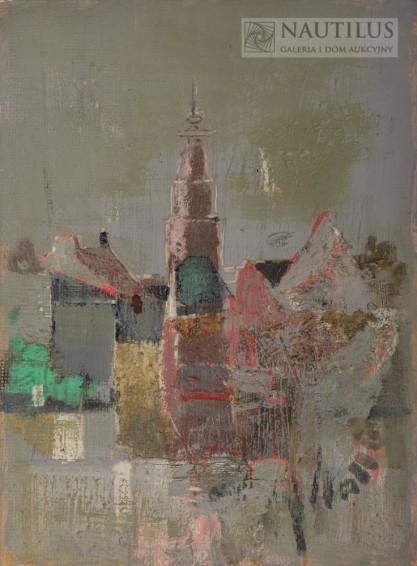 Jan Świderski, Widok miasta