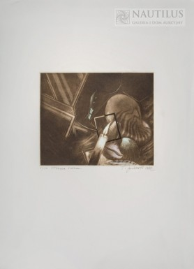 Płonąca świeca, 1982