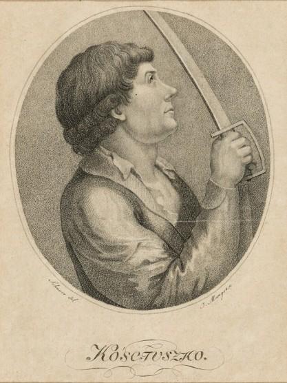 Jacob Mangot, Tadeusz Kościuszko