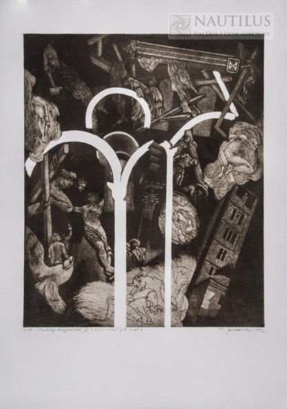 Tadeusz Jackowski, Katedry hiszpańskie VI (vic) - wokół J. M. Sezt'a