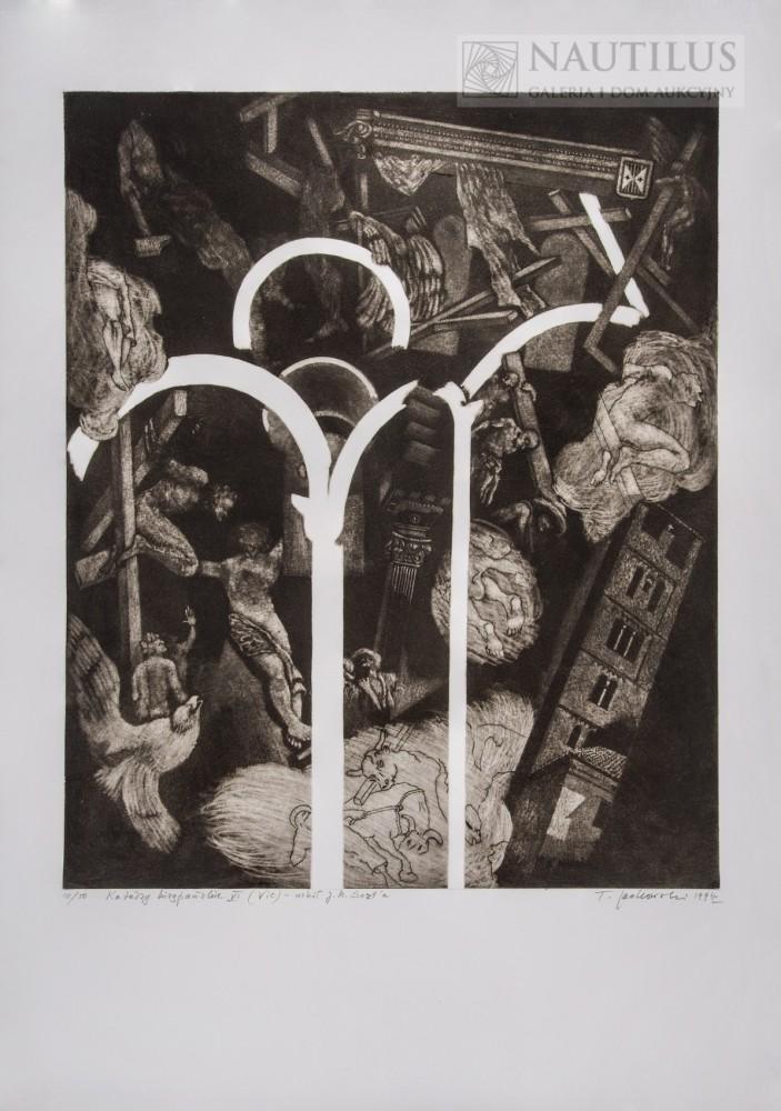 Katedry hiszpańskie VI (vic) - wokół J. M. Sezt'a