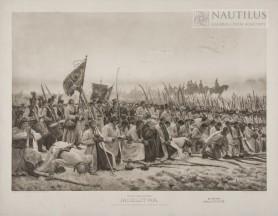 Modlitwa [Przed bitwą pod Racławicami], 1909