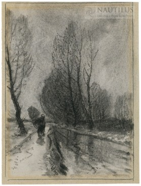 Roztopy, koniec XIX wieku