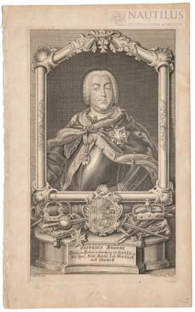 August III, ok. 1750