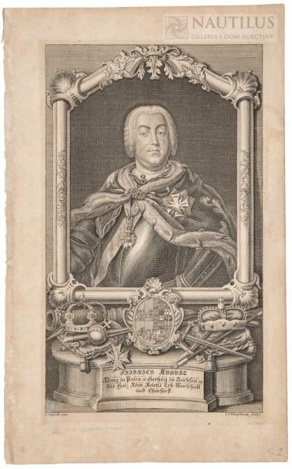 Johann Jacob Kleinschmidt, August III