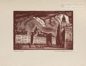 Motyw za Starej Warszawy, 1930