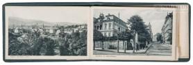 Bielsko-Biała. Album 12 pocztówek, koniec lat 20. XX wieku