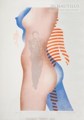 Transparentowa, 1974