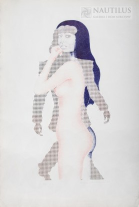 Bez tytułu (Spacer), 1974