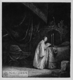 Starzec piszący, 1781