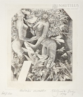 Pasterki owadów, 1987