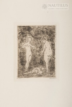 Dwie kobiety, 1906