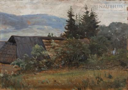 Wincenty Wodzinowski, Szałasy w górach