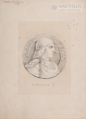 Zespół rysunków, 1844 - 1847
