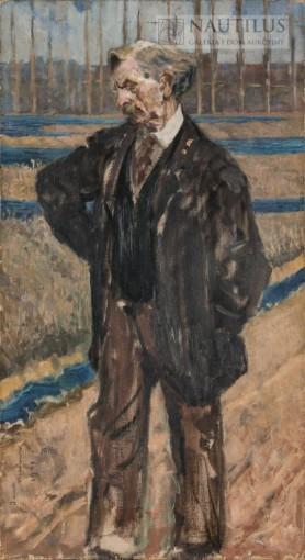 Portret Stanisława Bryniarskiego, 1903