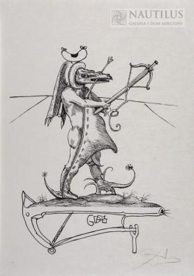 Les Songes Drolatiques de Pantagruel II, 1973