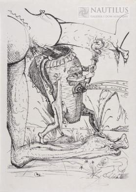 Les Songes Drolatiques de Pantagruel VII, 1973