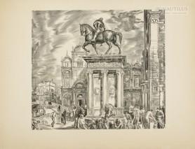 Pomnik Bartolomeo Colleoniego w Wenecji, Lata 30. XX w.