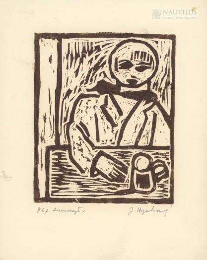Jan Hrynkowski, Przy stole (Nad kuflem)