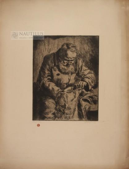 Jan Wojnarski, Starzec z workiem