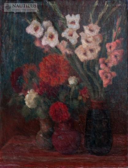 Jan Hopliński [Brudziński], Kwiaty