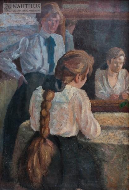 Jan Hopliński [Brudziński], Lekcja