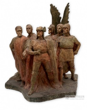 Pochód na Wawel. Grupa Batorego, 1908 - 1911