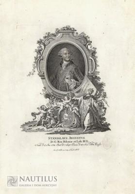 Stanisław August Poniatowski, ok. 1770
