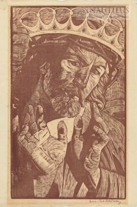 Głowa Chrystusa Króla, lata 30. XX wieku