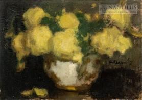 Róża żółta, lata 20. XX wieku