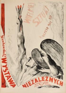 I Wystawa Niezależnych, 1927