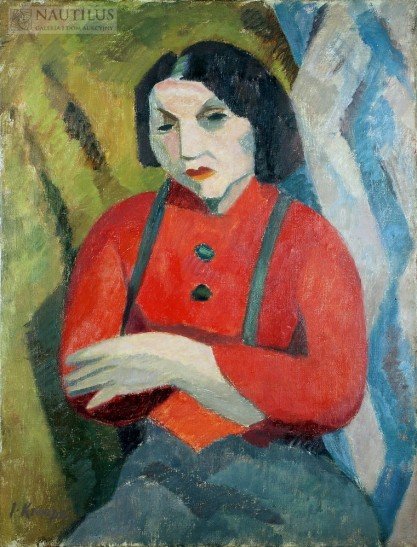 Janina Kraupe-Świderska, Modelka