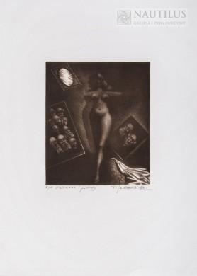 Zuzanna i portrety, 1980