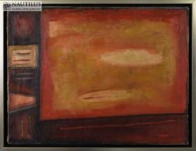 Kompozycja abstrakcyjna, ok. 1960