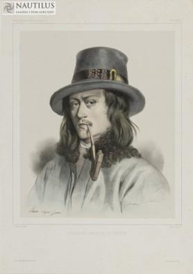 Chłop z okolic Krakowa, ok. 1840