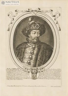 Portret Jana III Sobieskiego, po 1683